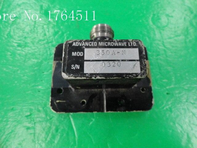 [BELLA] ADVANCED MICROWAVE 350A-N 3.5-8.2GHZ N-50K Connector