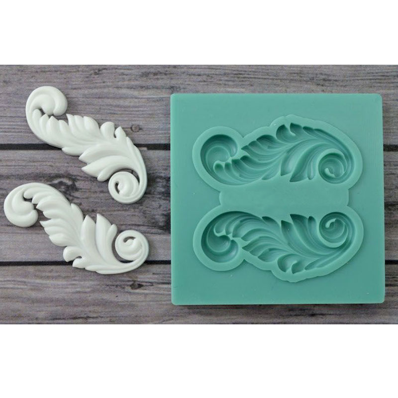 Newest Cake Decorating Silicone Mold