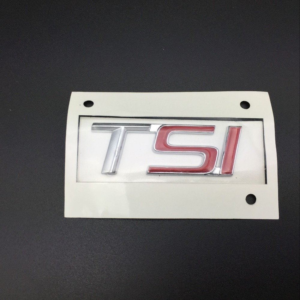 for Skoda Octavia 1.8T TSI Rear Trunk Boot Lid Letter Sticker Alphabet Decal Character Emblem 1ZD 853 675 N natural alphabet n pink