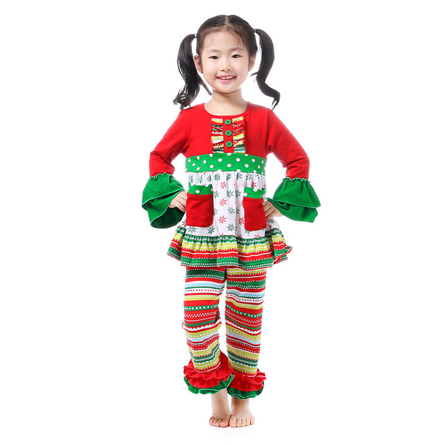 Aliexpress.com : Buy Wholesale Christmas Kids Clothes Toddler Girl ...