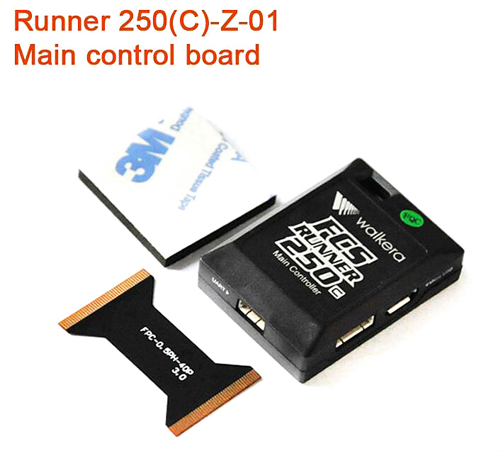 Walkera Part Runner 250-C-Z-01 Main Flight Control Board(CC3D version) naza m v2 flight control