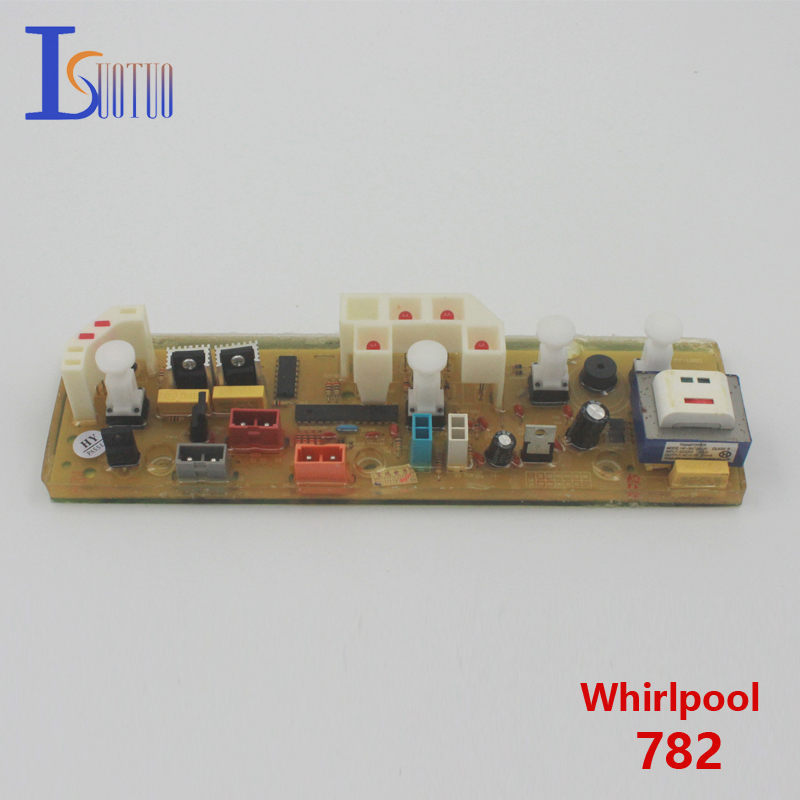 Whirlpool washing machine computer board 782 square buckle brand new spot commodity whirlpool washing machine computer board 402 brand new spot commodity
