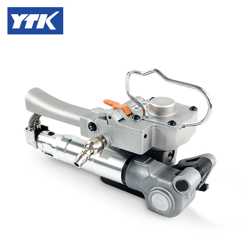 YTK XQD - 19 Pneumatic Hardware Baling Strapping Machine.