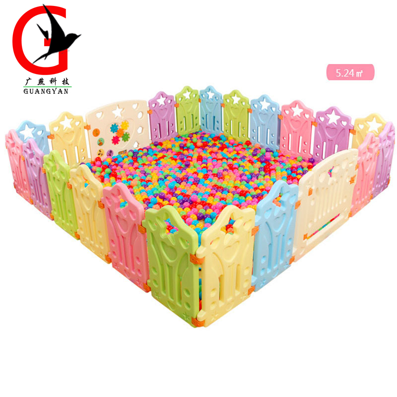 Baby Playpens Retail 8 Size Children Place Fence Kids Activity Gear Environmental Protection EP Safety Play Yard Indoor Outdoor