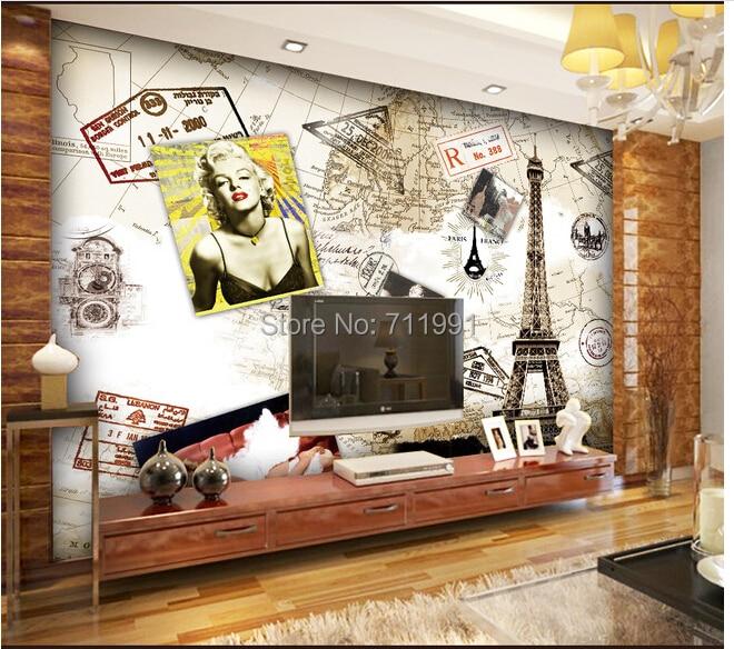 marilyn monroe room wallpaper - photo #35