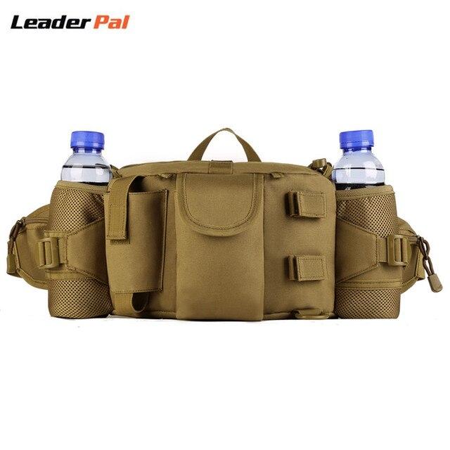 Men's Fanny Pack Tactics Military Waist Pack Bag High Quality Nylon Hip Belt Pocket Military Messenger Bag Hunt Waist Bag Y114
