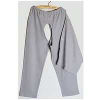 Adult incontinence care pants Patient care trousers open seat pants Prevent embarrassed