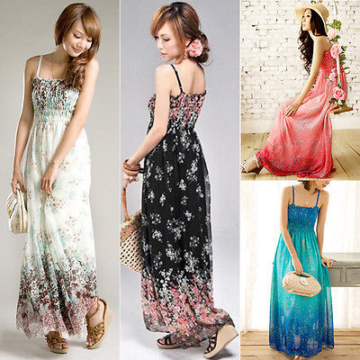 Popular Long Sundresses-Buy Cheap Long Sundresses lots from China ...
