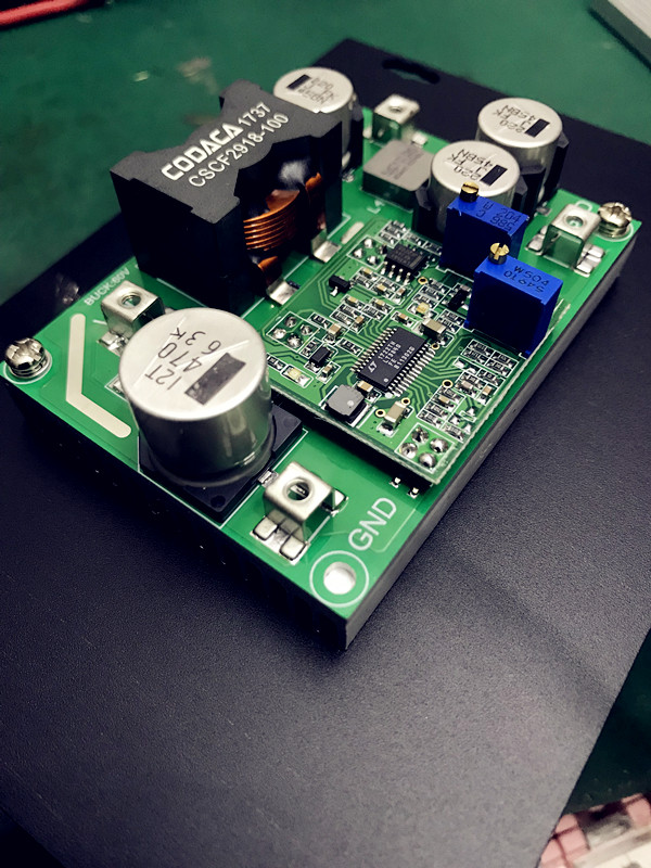DC-DC Automatic Lifting Power Supply Constant Current