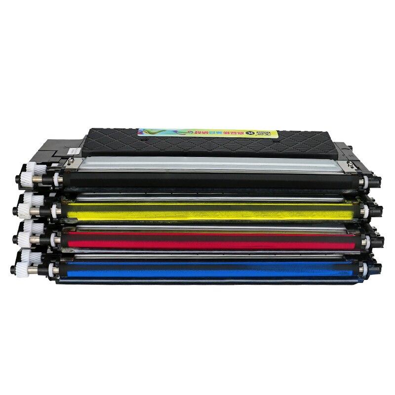 1Set Compatible CLT-K404S clt-404s CLTK404S CLT K404S 404S toner cartridge for Samsung CLP-C430 C430W C480 C480W C480FW C480FN