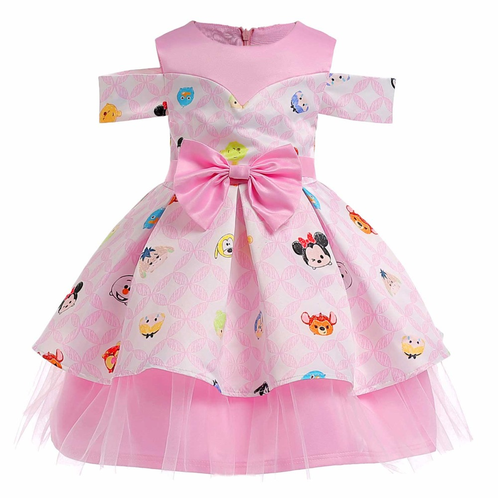 3ae5dfaaef80 Fancy Baby Girl Clothes For Birthday Party Princess Dress Christmas ...