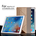 For Apple iPad Air3 / iPad Pro 9.7 inch Smart Sleep Case Cover, Ultra Slim Deform Designer Tablet Leather Cover For iPad 7 Case