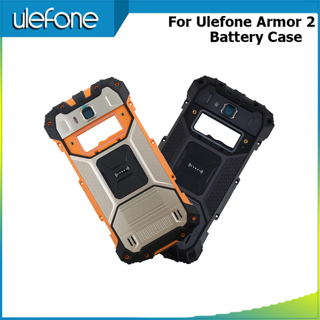 5.0 Inch For Ulefone Armor 2 Battery Cover Protective Battery Back Cover Fit Replacement For Ulefone Armor 2 Battery Cover Case