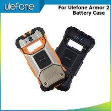 5.0 بوصة ل Ulefone درع 2 غطاء بطارية واقية الغطاء الخلفي صالح لاستبدال Ulefone درع 2 غطاء البطارية