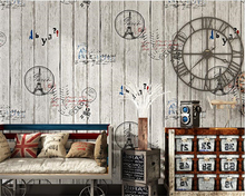 beibehang Countryside Retro Nostalgic 3d Wallpaper Iron Wall paper Bedroom Living Room Bar Coffee Background papel de parede beibehang nostalgic papel de parede retro imitation wooden wallpaper living room study tv background leisure bar background wall