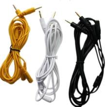 Profesional 3.5mm V1V2 Juego Extender Cable de Extensión Para Auriculares Divisor Del Auricular Del Auricular Cable de Longitud 1.5 m