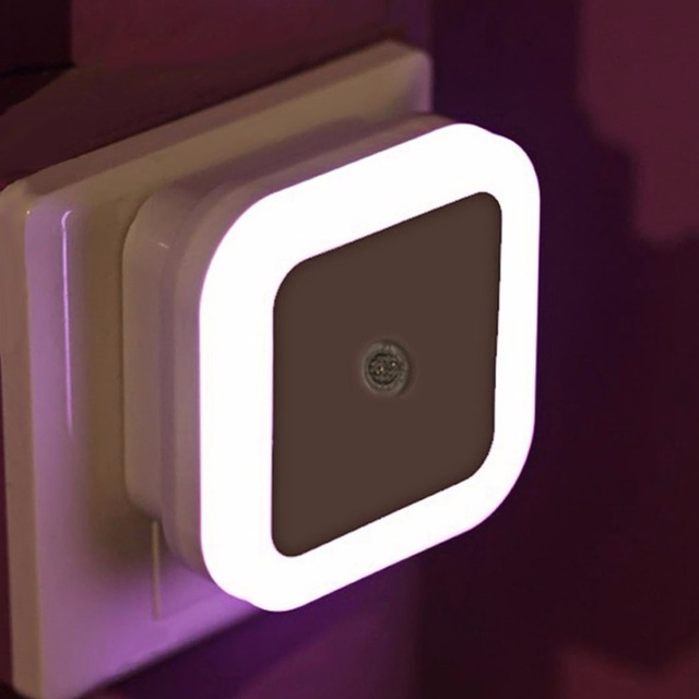 Automatic Plastic Night Light