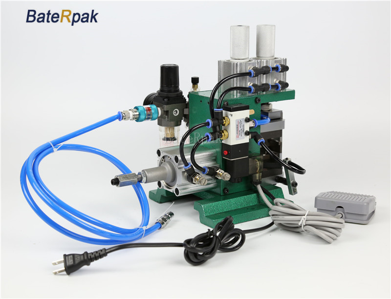 DZ-3FN BateRpak Pneumatikus kábeltávolító gép, huzal plazitc - Elektromos kéziszerszámok - Fénykép 3