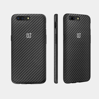 100 Original Karbon Bumper Case For Oneplus 5 Official Phone Protective Shell