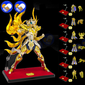 цена NEW Soul of Gold EX Stand Bracket for STAGE Action Support Type suit for SHF robot SOG Saint Seiya Figure Toys онлайн в 2017 году
