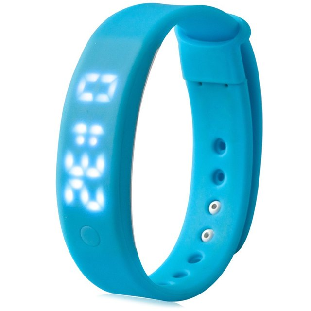 A6  Smart Wristband Unisex Table Smart Bracelet With Pedometer Watch Sleep Monitor Alarm Time for Android Smart Band