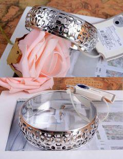 Wholesale Trendy Vintage Europe and United States Retro Contracted Star Bangles Big Favourite Hot Style Bracelet Women