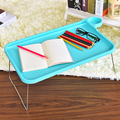 Notebook computer desk bed standing desk folding table bed lazy small desk bed tray
