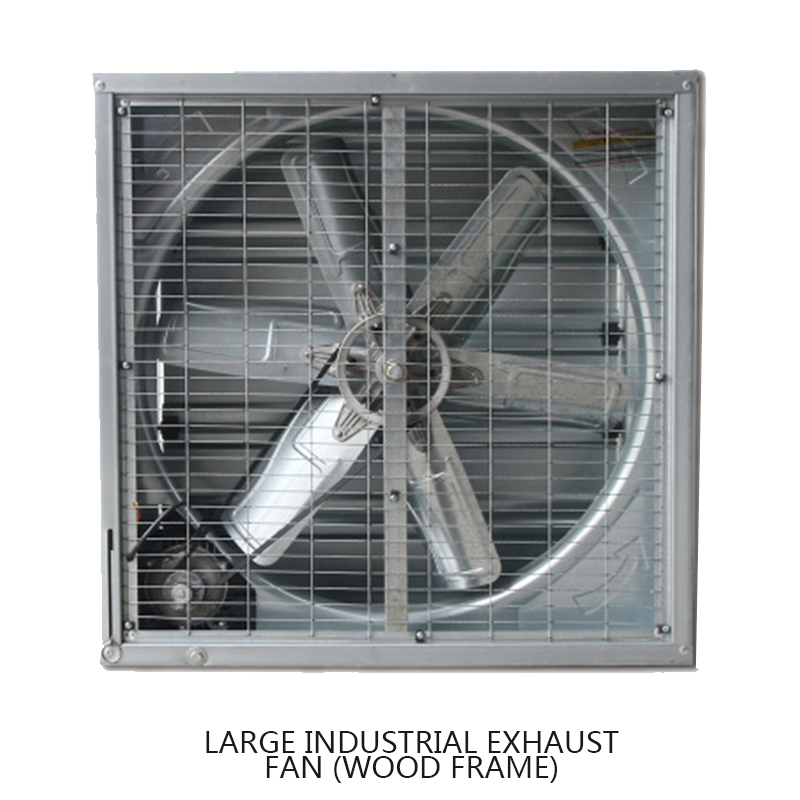 Negative Pressure Fan Industrial Exhaust Fan Ventilation Fan High Power Powerful Ventilation Exhaust Ventilation Equipment