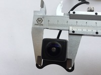rear view camera 180 no blind spot parking camera assist with fisheye correction for car reverse parking video detector
