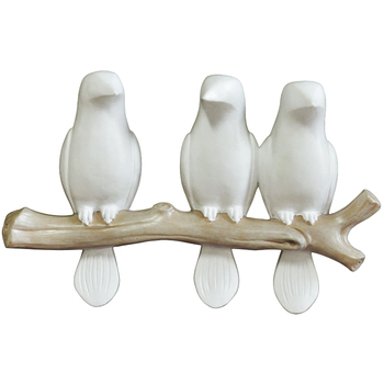The Nordic rural resinous birds interior decoration wall decoration wall decoration on the wall of the animals hang decoration