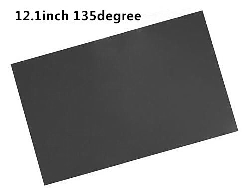 10 Sheets 12.1inch Lcd Led Panel Polarizer/polarized/polarizin Film 135degree