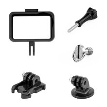 1Set Aluminum Alloy Housing Shell Case Camera Protective Frame for DJI Osmo Action Sports Accessories