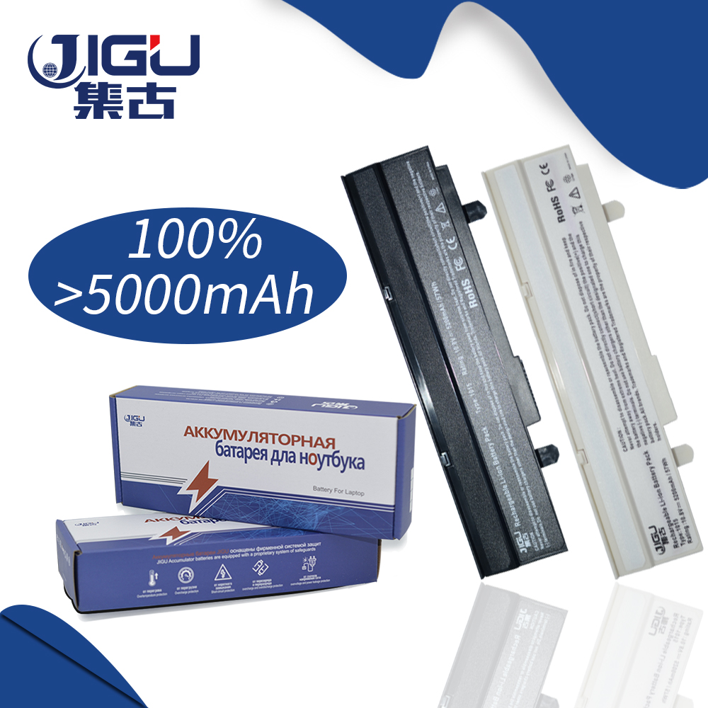 JIGU Black Battery For Asus Eee PC 1215 1215b 1215N 1015b 1015 1015bx 1015px 1015p A31-015 A32-1015 AL31-1015 все цены