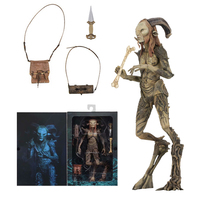 9inch Movie NECA Pans Labyrinth El Laberinto del Fauno Faun Action Figures Collectible Model Toy
