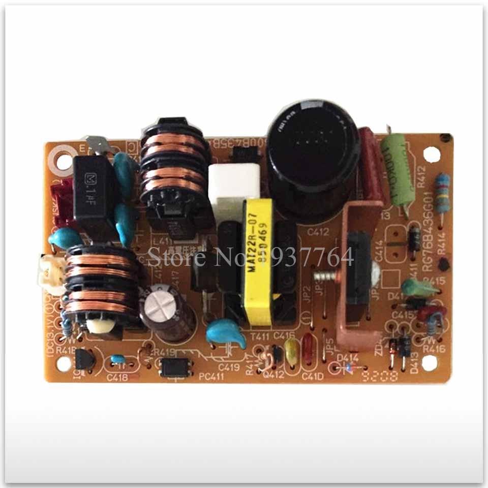 Здесь можно купить  95% new for Mitsubishi Air conditioning computer board circuit board RG00B435B RG76B436G01 good working  Бытовая техника