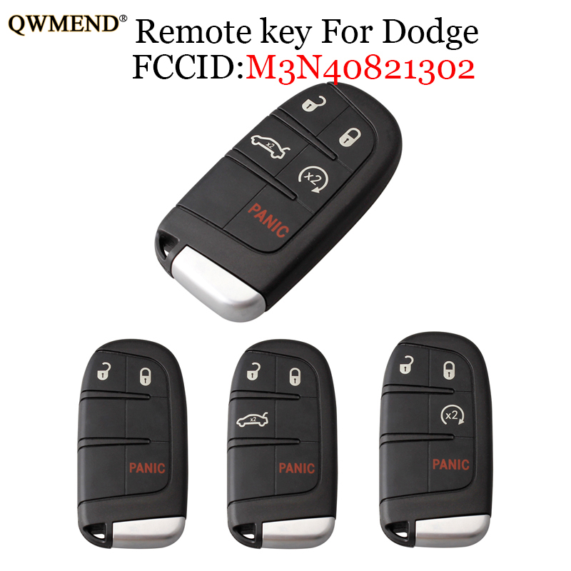 Key Insert For 2008 2009 2010 2011 2012 2013 Dodge Charger Keyless Entry Remote
