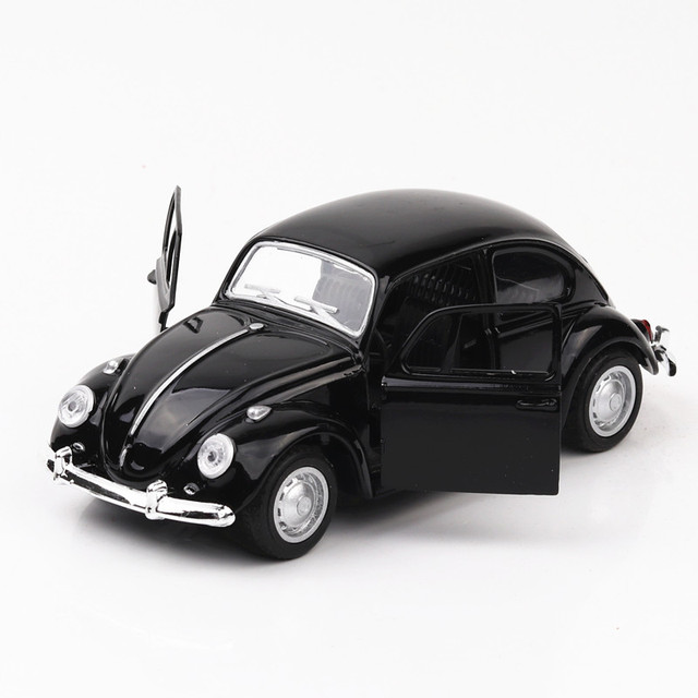 1:36 Toy Car Old Beatle Metal Toy Alloy Car Diecasts & Toy Vehicles Car Model Miniature Scale Model Car Toys For Children