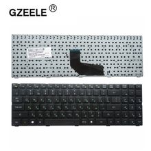 GZEELE russian laptop Keyboard for DNS TWC K580S i5 i7 D0 D1 D2 D3 K580N K580C K620C AETWC700010 MP-09R63SU-920 RU Black NEW