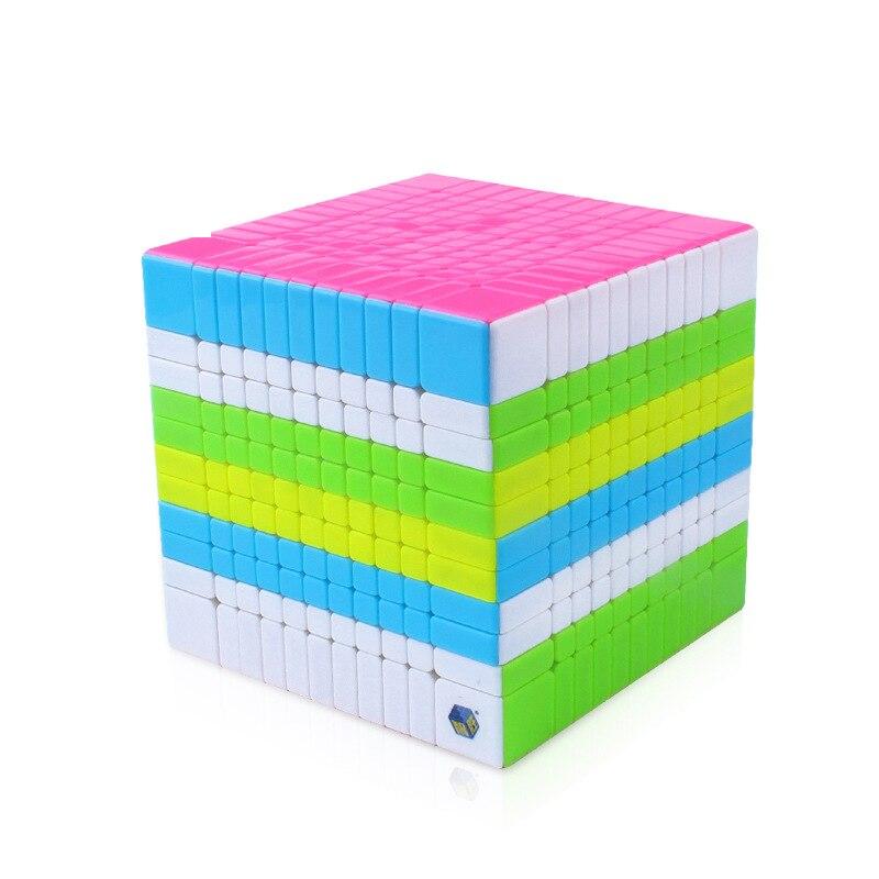 ZHISHENG HUANGLONG Cubes magiques 11*11*11 Puzzle Cube jouetsZHISHENG HUANGLONG Cubes magiques 11*11*11 Puzzle Cube jouets