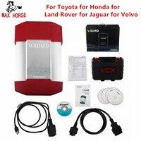 WIFI VXDIAG MULTI Diagnostic Tool for Toyota for Honda for Land Rover for Jaguar JLR & for Volvo 4 IN 1 Scanner