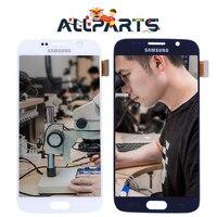 Warranty 5 1 Super AMOLED LCD For SAMSUNG Galaxy S6 LCD Display G920 SM G920F G920F
