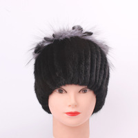 Mink Fur Ma Am Hats Manual Sew High Archives Leather And Fur Winter Hat Female Keep