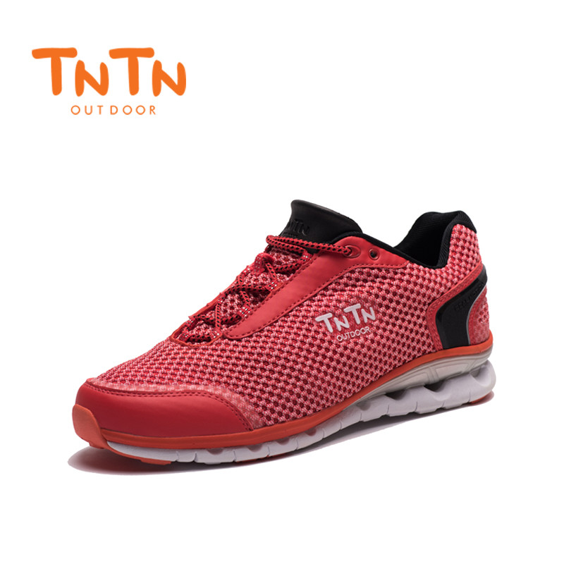 Breathable Shoes Hip Hop Sport Sneakers Mens Trekking 100% High Quality Mountain Comfort ...