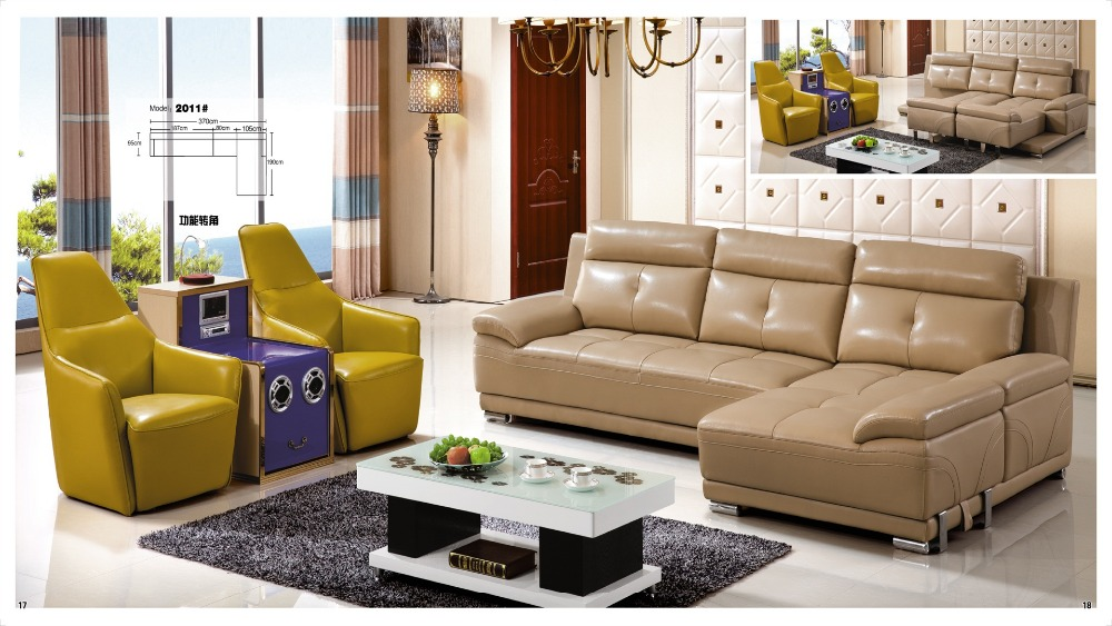 Furniture Living Room Modern Leather Recliners Italian Sofa Bed