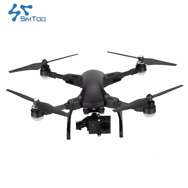 Simtoo Dragonfly Drone Pro World First Foldable Following RC Quadcopter Camera With GPS Watch And