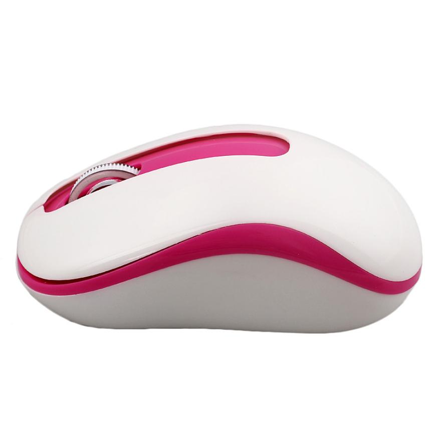 2.4GHz Wireless Optical Gaming Mouse Button Mice Receiver For PC MOSUNX Futural Digital F20