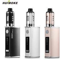 Electronic Cigarette Vape 80W Kit 2200mAh Battery 22mm Atomizer 0.3ohm Coil BIG Smoke For Vaporizer Hookah E Cig все цены