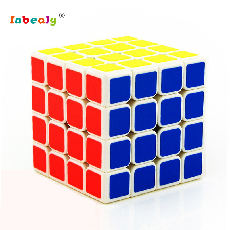 4*4*4 5.7CM Professional Speed Cube Magic Cube Neo Classic Educational Puzzle Toys For Children Learning Fidget Cubo Magic Toys