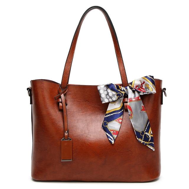 abe8a53e65 Sacs à main de luxe femmes sac designer haute qualité PU cuir Totes avec  écharpe sac