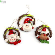 Christmas Wreathes Decorations For Home Pendant Tree Hanging Pedant New Year